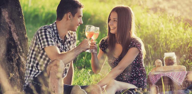 El Maridaje del Amor y la amistad