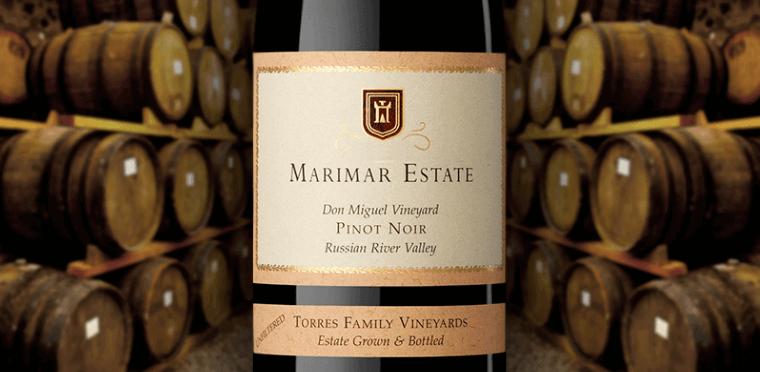 Marimar Pinot Noir: un tinto de ensueño.