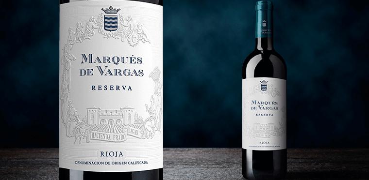 Marqués de Vargas Reserva 2012, un Rioja vibrante para no dejar pasar.