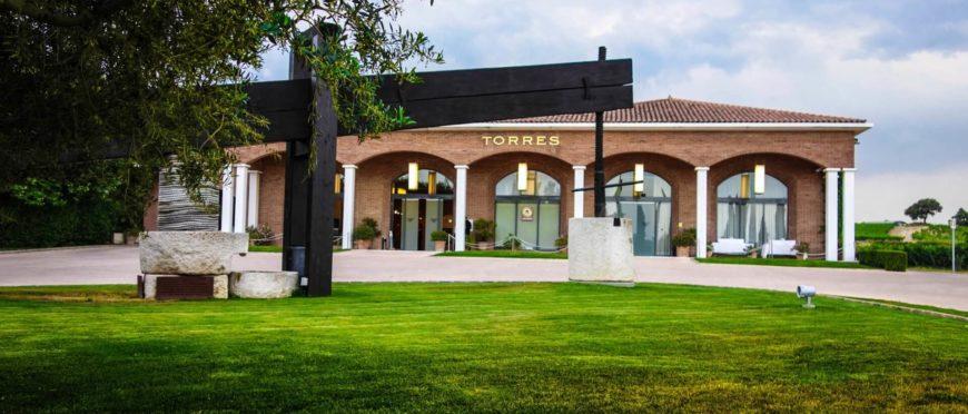 Bodegas Torres: La representación de la pasión y el amor por la industria vitivinícola.