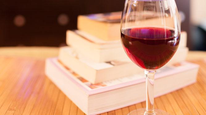 Dos libros para los amantes del vino