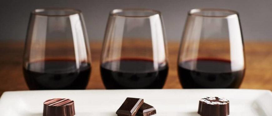 Vino y chocolate: un peculiar y delicioso maridaje